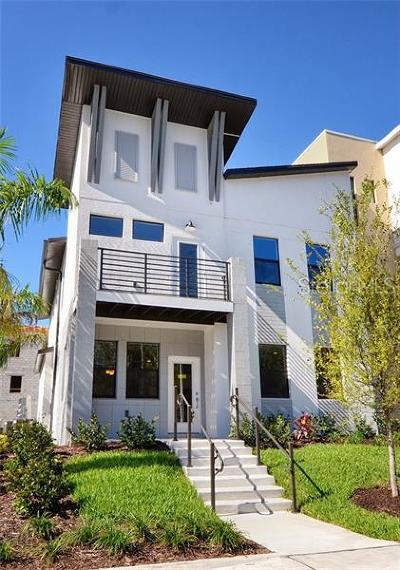 St Petersburg Townhouse For Sale: 1150 25th Street N #3