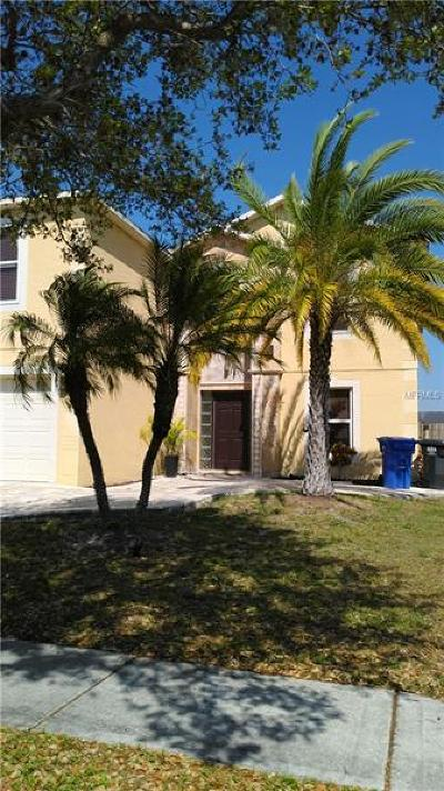 Gibsonton Single Family Home For Sale: 12611 Lake Vista Drive