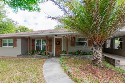 Mount Dora Single Family Home For Sale: 1175 Holly Drive