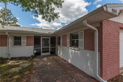 New Port Richey, New Port Richie Single Family Home For Sale: 5511 Drinkard Dr