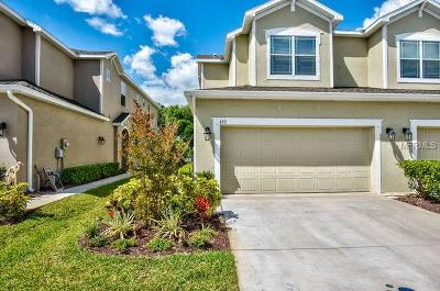 Palm Harbor Townhouse For Sale: 439 Harbor Springs Drive