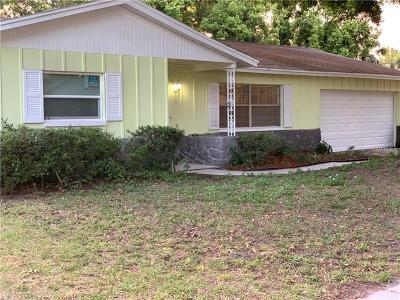 Single Family Home For Sale: 12730 Sebring Boulevard