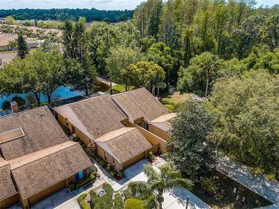 Palm Harbor Villa For Sale: 5466 Salem Square Drive S
