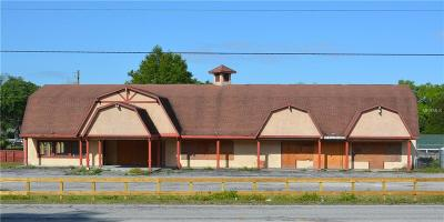 Pasco County Commercial For Sale: 9429 Old Lakeland Highway