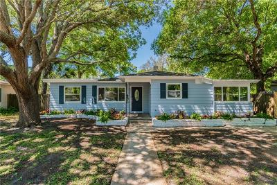 Gulfport Single Family Home For Sale: 811 Hull Street S