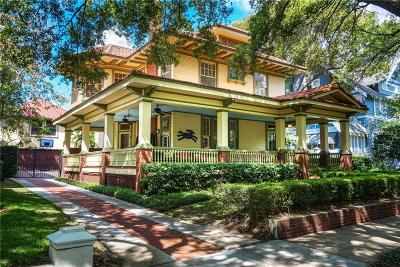 Tampa Single Family Home For Sale: 839 S Newport Avenue