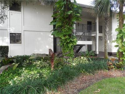 Wesley Chapel Condo For Sale: 4766 Fox Hunt Drive #208 & 21