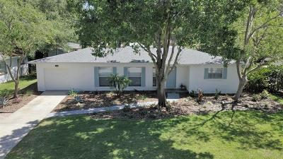 Tampa Single Family Home For Sale: 3408 S Beach Drive