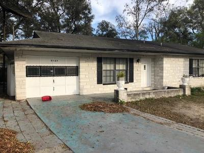 Seffner Single Family Home For Sale: 5127 Pine Street