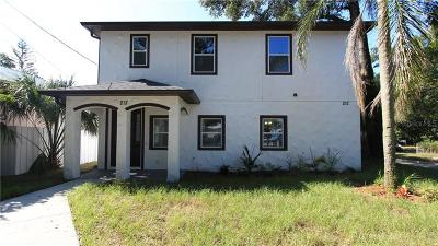 Tampa Single Family Home For Sale: 212 W Floribraska Avenue