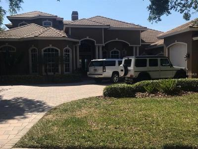 Palm Harbor Single Family Home For Sale: 1345 Playmoor Drive