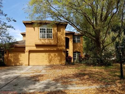 Tampa Single Family Home For Sale: 6139 E Native Woods Drive E