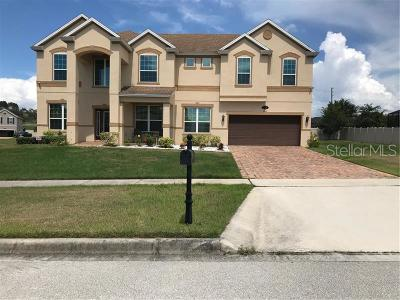 Clermont Single Family Home For Sale: 2441 View Ridge Way