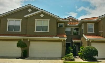 Tampa Townhouse For Sale: 4971 Anniston Circle