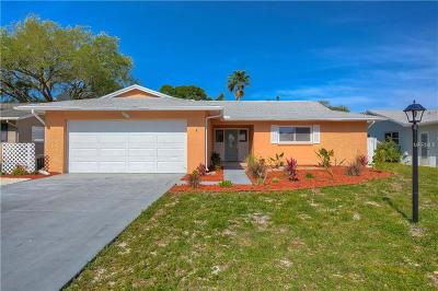 Clearwater FL Single Family Home For Sale: $265,000