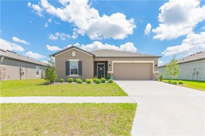 Spring Hill Single Family Home For Sale: 18950 Malinche Loop