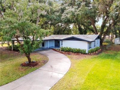 Tampa Single Family Home For Sale: 1904 Taylor Lane