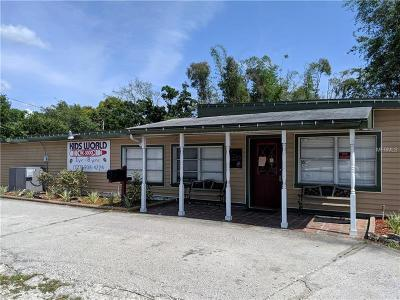 Pasco County Commercial For Sale: 1314 Alternate Hwy 19