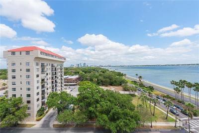 Tampa Condo For Sale: 2109 Bayshore Boulevard #206