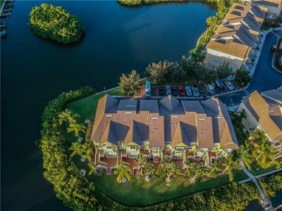 Tampa Townhouse For Sale: 4305 Spinnaker Cove Lane