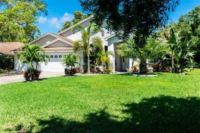 Palm Harbor Single Family Home For Sale: 2994 Country Woods Lane