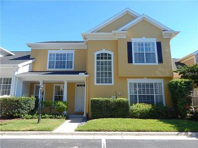 Tampa Townhouse For Sale: 313 Inner Harbour Circle