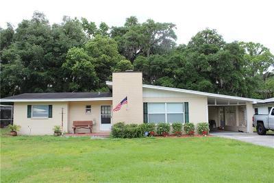 Plant City Single Family Home For Sale: 1008 N Pennsylvania Avenue