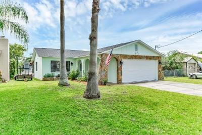 Hernando Beach FL Single Family Home For Sale: $240,000