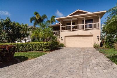 New Port Richey, New Port Richie Single Family Home For Sale: 6221 Bayside Drive