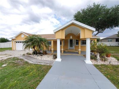 Wimauma Single Family Home For Sale: 10620 Stanford Road
