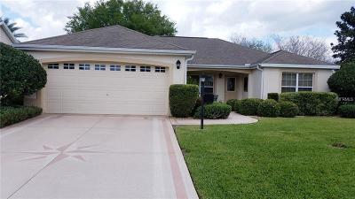 The Villages Single Family Home For Sale: 2191 Kaylee Drive