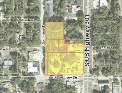 Commercial For Sale: 7853 Us 301 Highway S