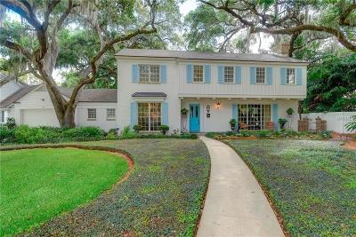 Tampa Single Family Home For Sale: 416 S Shore Crest Drive