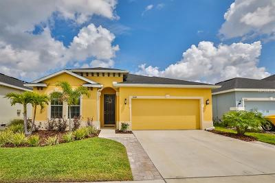 Apollo Beach Single Family Home For Sale: 5048 Inshore Landing Drive