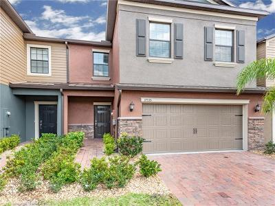 Lutz Townhouse For Sale: 17335 Old Tobacco Road