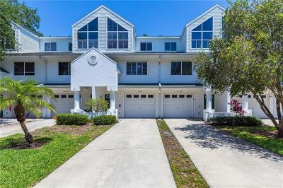 Seminole Townhouse For Sale: 9716 Indian Key Trail