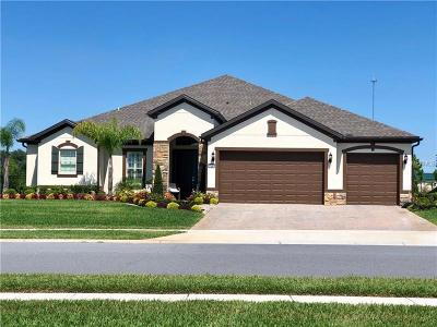 Orlando Single Family Home For Sale: 17663 Sailfin Drive