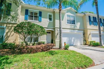 Tampa Townhouse For Sale: 3427 Heards Ferry Drive
