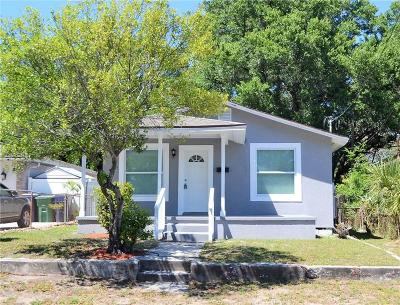 Tampa Single Family Home For Sale: 2612 E 21st Avenue