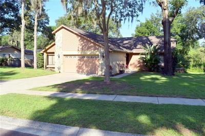 Single Family Home For Sale: 3909 Buttonwood Court