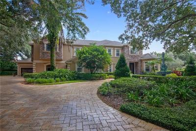 Tampa Rental For Rent: 16603 Villalenda De Avila