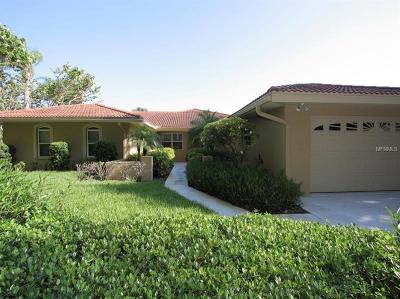 Longboat Key Single Family Home For Sale: 569 Kingfisher Lane