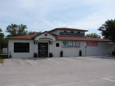 Pasco County Commercial For Sale: 24420 State Road 54