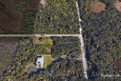 Port Richey Residential Lots & Land For Sale: 5430 Koons Drive