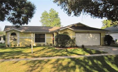 Hernando County, Hillsborough County, Pasco County, Pinellas County Single Family Home For Sale: 6346 Silver Oaks Drive