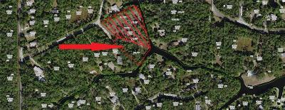 Homosassa Residential Lots & Land For Sale: 6265 S Pole Point #4