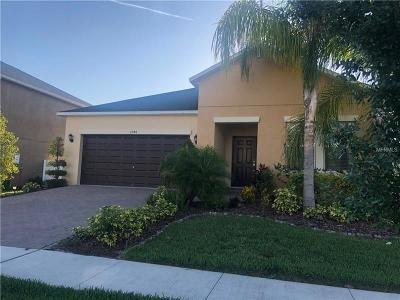 Hernando County, Hillsborough County, Pasco County, Pinellas County Rental For Rent: 2546 Bartolo Drive