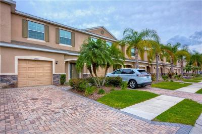 Wesley Chapel Townhouse For Sale: 27005 Juniper Bay Drive