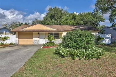 Palm Harbor Single Family Home For Sale: 128 Ramona Circle