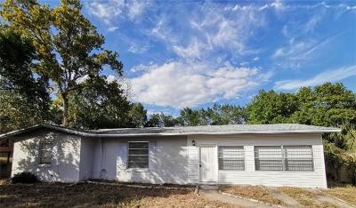 Spring Hill FL Single Family Home For Sale: $105,000